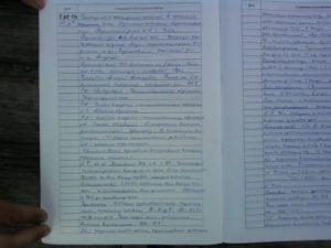 Как правильно заполнять дневник практике 1 курс медицины педиатрия