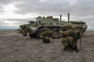 61 киркенесская бригада морской пехоты