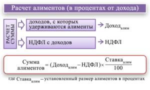 Как рассчитать размер алиментов калькулятор