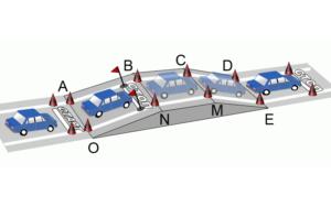 Пошаговая инструкция прохождения горки на автодроме