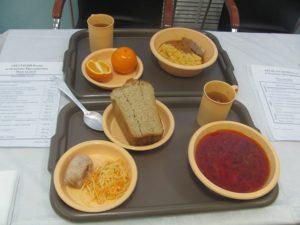 Рацион питания в тюрьмах москвы