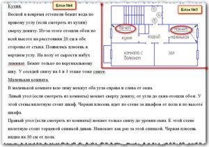 Как написать заявление в управляющую компанию на плесень в квартире