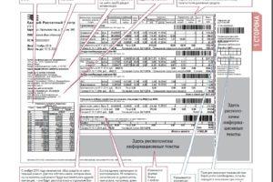 Как расшифровать сокращения в квитанции жкх