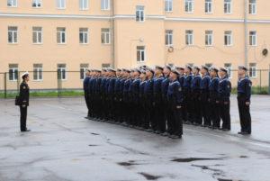 Кронштадт воинские части вмф