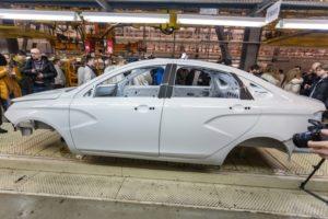 Китайские автомобили с оцинкованным кузовом