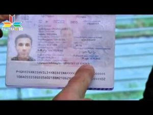 Серия и номер паспорта грузии
