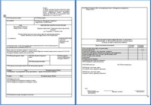 Образец заполнения заявления на регистрацию товарного знака в роспатенте
