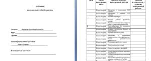 Отчет по учебной практике в ип для юриста