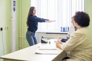 Медосмотр учителей какие врачи