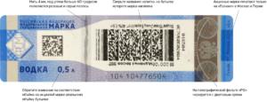 Проверка подлинности акцизной марки на алкоголь онлайн