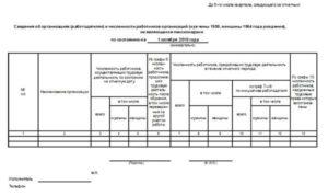 Новый отчет с 1 октября на работников в центр занятости