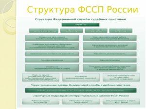 Кому подчиняются судебные приставы москвы