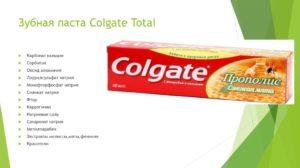 Зубная паста без лаурилсульфат натрия и фтора