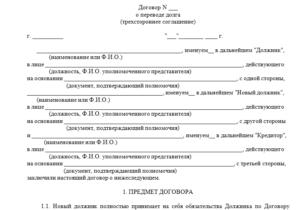 Трехсторонний договор подряда проектные работы заказчик подрядчик плательщик образец