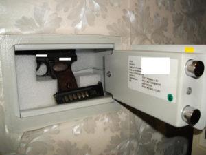 Правила хранения травматического оружия дома