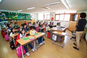 Русские школы в корее ноанэ