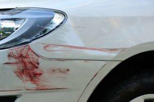 Что делать если ударили машину во дворе и скрылись